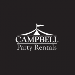 Campbell Party Rentals Logo