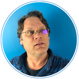 Larry Allen, Project Manager & Developer