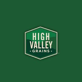 High Valley Grains Logo