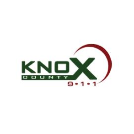 Knox County 911 Logo