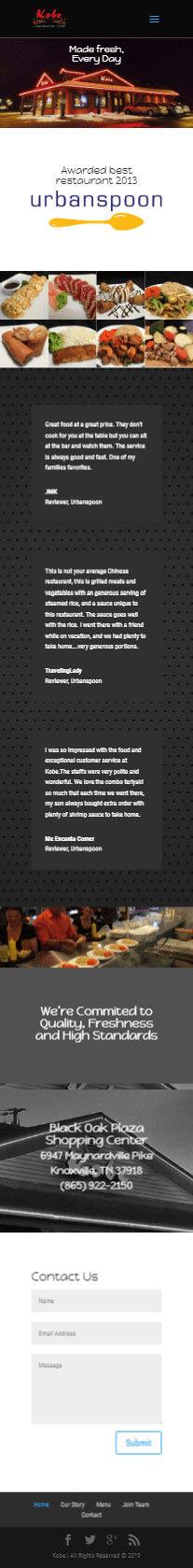 Portfolio - Web Design | Knoxweb